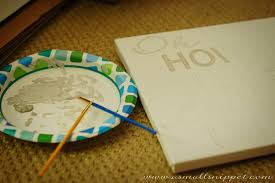 Easy Things To Paint Easy Diy Handpainted Canvas A Small Snippet