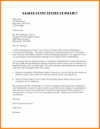 10 Sample Cover Letter For Job Opening Sap Appeal