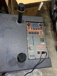 Loa Karaoke Di Động Winmax W-9999 1500W - Loa Karaoke Di Động Winmax W-9999  1500W | Loa Kéo
