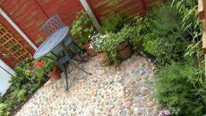 Small Picture Gravel Garden Design Gravel Path Leading To Cream Painted Wooden