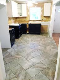 herringbone tile floor. Herringbone Tile Floor Inspirational Kitchen Inside Decorations 10 S
