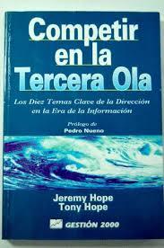 Competir en la tercera ola: Hope, Jeremy: 9788480884464: Amazon ...