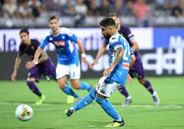 Napoli, goleada al Franchi: Fiorentina battuta 3-4 ...