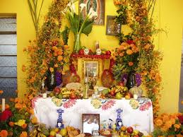 good mourning honoring the dead a home altar or ofrenda death