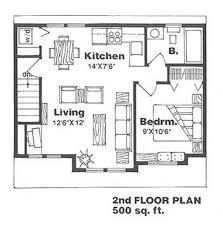 farmhouse style house plan 1 beds 100 baths 500 sqft plan 116 129 500 square feet