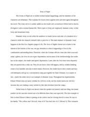 "elie wiesels night essay essay on ""night"" by elie wiesel any essays essays sample"