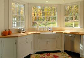 kitchen bay window over sink. Wonderful Window The Kitchen Bay Windows Over Sink Throughout Best 10 Ideas Of  Window To Beautify Y Is Home Design And Interior Decorating  Intended C