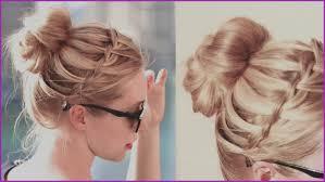 Tonnant Coiffure Simple Cheveux Mi Long 2019 Des Photos