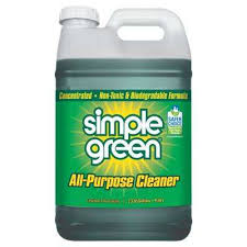 2 5 gal all purpose cleaner