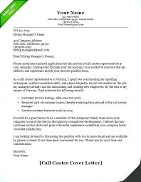 Customer Service Experience Definition Call Center Cover Letter Example Free Business Proposal Sample