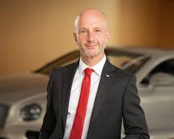 Wayne Bruce returns to Bentley after 27 years to head Communications -  Black Tacho