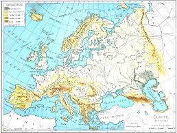 World Map Europe And Asia Outline Map Physical Europe And Asia Lookyourbest Info