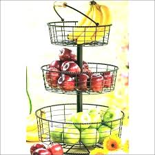 3 tier basket stand kitchen tiered kitchen stand tiered fruit basket stand for kitchen counter storage