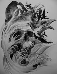 By Elvin Yong Draw Tetování Návrhy Tetování A Nápady Na Tetování