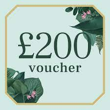 Your email address will not be published. 200 Gift Voucher Radiance London