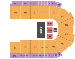 Us Cellular Seating Chart Bloomington Il Us Cellular Coliseum Tickets Us Cellular Coliseum In