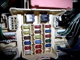 drivers side kick panel fuse diagram lexus is forum here you go image from rickc300