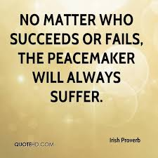 Peacemaker Quotes