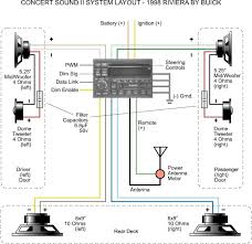 concert sound ii wiring diagram Car Stereo Wiring for 1995 Chevy at Gm Aftermarket Male Stereo Wiring Diagram