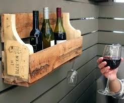 pallet wine glass rack. Delighful Pallet Rv Wine Rack Pallet Recycled Wood Projects To Do  This Weekend Glass Holder In