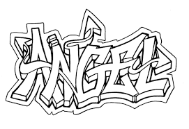 Smooth graffiti abc coloring pages for you kids. Graffiti Coloring Pages For Teens And Adults Best Coloring Pages For Kids