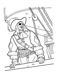 Pirate Coloring Pages for Kids   Coloring Me