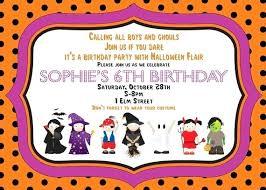 Download Birthday Invitations Ideas Invitation Costume Party