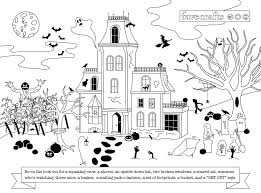 These free hidden picture puzzles will keep help kids improve their observation and tracking skills. Halloween Free Printable Hidden Picture For Adults Halloween Coloring Pages Halloween Coloring Halloween Printables Free