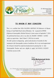 9 Medical Experience Certificate Format New Hope Stream Wood
