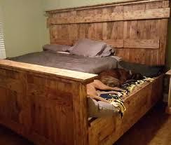 King Size Wooden Bed Frame Omega Wooden Bed Frame King Size Wooden ...
