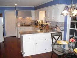 best wall color for kitchen with white cabinets saomc co
