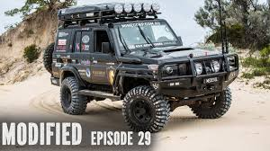 76 series Landcruiser review, Modified Episode 29 - YouTube