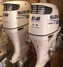 Suzuki 150hp Outboard Engines Sale 4 Stroke Boat Motor Df150txzw Boat Engine Outboard Boat Motors Outboard Motors