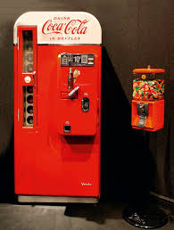 Old Soda Vending Machines Classy Collecting Vintage Vending Machines How To Spend It