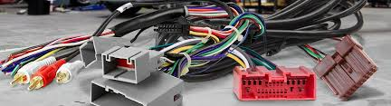 oe wiring harnesses stereo adapters