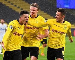 Bundesliga | Jadon Sancho and Erling Haaland on target as Borussia Dortmund  beat Zenit Saint Petersburg