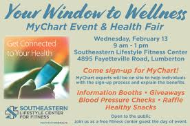 Southeastern Health My Chart Fitness Center Hosts Mychart Event And Health Fair Feb 13
