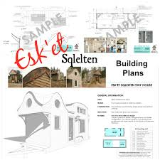 Small Picture Esket Sqlelten Tiny House Building Plan Esket Tiny House