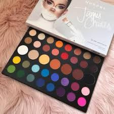 The palette features his name on the cover. Morphe Matte And Shimmer James Charles Eyeshadow Pallate Moprhe Rs 430 Set Id 21100713873