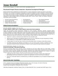 Finance Resume Template Inspiration Financial Resume Examples Examples Of Resumes Financial Resume