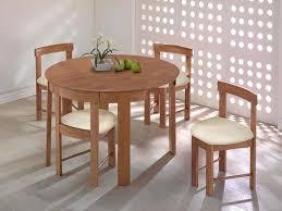 durham medium oak finish round table 4 chairs