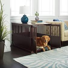 dog crates as furniture. Extra Large Dog Crate Furniture Breed End Table Wooden Pet Xxxl Xxl Xl Big Crates As O