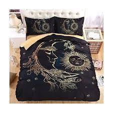 moon bedding set goodnight