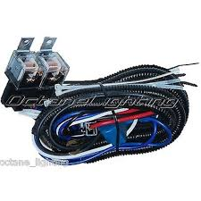 1964 ford galaxie ceramic h4 headlight relay wiring harness 4 show picture 2