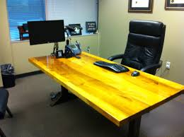 how to build a office.  How My Office Desk The Avid Woodworker For How To Build A T