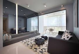 Show Interior Designs House Impressive New Bungalow Villa Interior Design Singapore Modern Contemporary