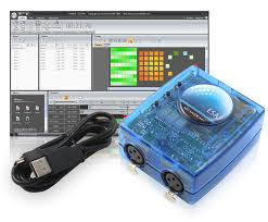 Light Interface Unit Price Slesa Ue7 Sunlite Nicolaudie Dmx Usb Stand Alone Lighting Interface Controller
