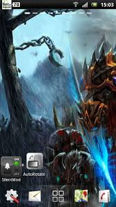 of warcraft live wallpaper android