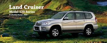 Toyota Global Site | Land Cruiser | Model 120 Series_01