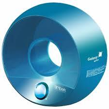 Купить <b>Увлажнитель воздуха Timberk THU</b> UL 09 (BU), голубой в ...